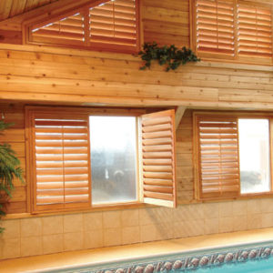 Timber And Wood Shutters