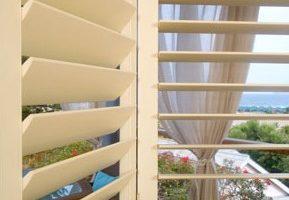 DIY Interior Shutters